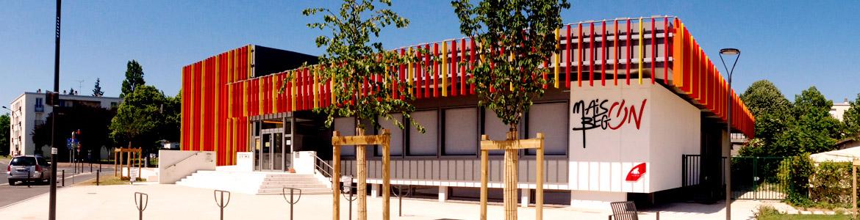 Bienvenue à la Maison de Bégon à Blois, Culture du Monde, Monde des Cultures : programmation de spectacles et concerts, pratiques artistiques, loisirs, actions culturelles, festival Mix'Terres, la Guinguette...